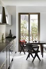 what floor goes best with white cabinets 26 gorgeous black white kitchens ideas for black white