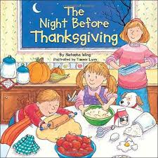 children s thanksgiving books the before thanksgiving by wing the best childrens