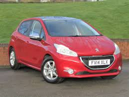 peugeot 208 2004 used peugeot 208 1 2 style 14 reg for sale in sheffield
