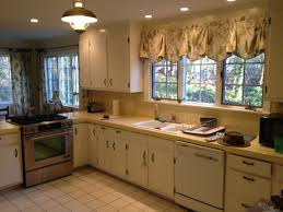 kitchen cabinets refinishing kits bright lighting creamed tiles