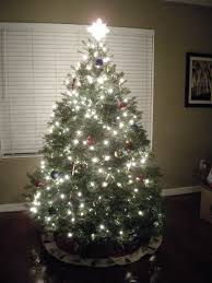 cheap trees with lights lights decoration
