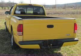 Dodge Dakota Truck Bed Size - 1999 dodge dakota sport pickup truck item i3077 sold ap