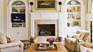 25 cozy ideas for fireplace mantels southern living