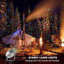 amazon com christmas lights projector multi color motion laser