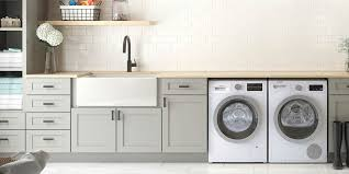best place to buy cabinets for laundry room renovate a laundry room in 9 steps dumpsters