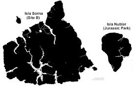 Jurassic Park Map Map Isla Sorna Jurrasic Park 2 3 Help Needed Unreal