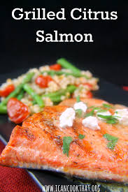 longhorn steakhouse u0027s grilled citrus salmon recipe sponsored i