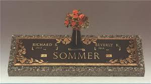 bronze grave markers companion bronze grave markers schott monument company