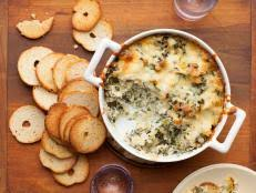 9 healthy thanksgiving appetizers food network food network