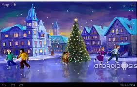 imagenes animadas de navidad para android los mejores fondos de pantalla para disfrutar la navidad android