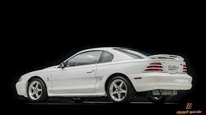 1995 Black Mustang 1995 Ford Mustang Svt Cobra R Stock 0055 For Sale Near Portland