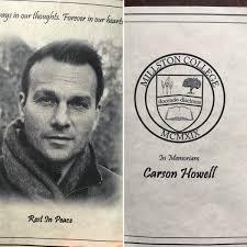 Memorial Booklet Jeff Teravainen On Twitter