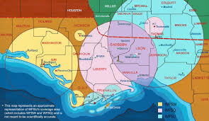 Port St Joe Florida Map by About Radio Wfsu