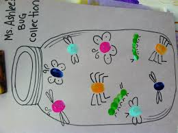 busy bug preschool craft work ideas pinterest craft insects