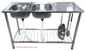 Standard Size Double Bowl Kitchen by Standard Undermount Kitchen Sink Dimensions Sizes White Double