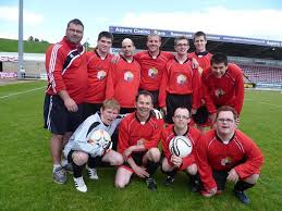 football club for adults with learning disabilities in keynsham