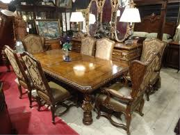 carson segovia dining table with 8 chairs 2