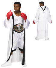 Boxer Halloween Costumes Mens Boxer Costume Ebay