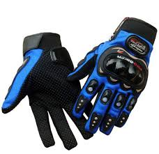 amazon com motorcycle bike racing full finger gloves 3 colors