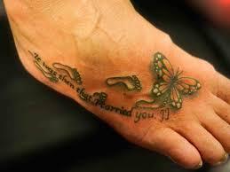 butterfly tattoos for girls feet u2014 fitfru style