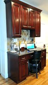 how to make a desk from kitchen cabinets kitchen desk cabinets kitchen decoration ideas blog kitchen desks