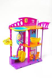 polly pocket hangout house playset amazon ca baby