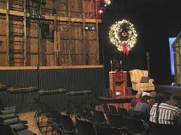 Red Barn Theatre Indiana Round Barn Theatre Relies On Bartlett Floor Mics Bartlett Audio