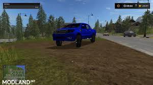 Ford Ranger Monster Truck Ford Ranger 2013 Mod Farming Simulator 17