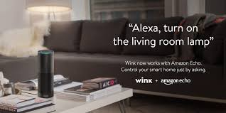 amazon echo compatible lights wink amazon echo just ask to control smart products around your