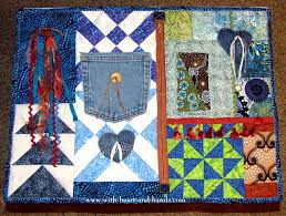 alzheimer s awareness quilting inspiration fidget quilts for