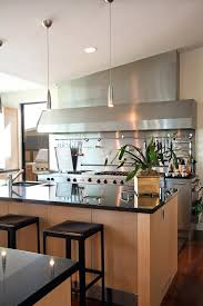 stainless steel backsplashes for kitchens steel tiles backsplash kitchen stainless steel subway tile full