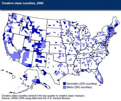 census maps show population exodus to rural and exurban counnties