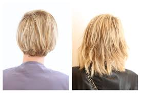 from pixie cut to bob with extensions blonde bob extensions hair color rehab
