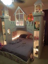 Castle Bedroom Furniture by Ana White Phoebe U0027s Castle Bed Diy Projects