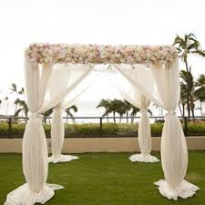 wedding arches square wedding party rentals