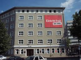 Haus Berlin Start Die Linke Karl Liebknecht Haus
