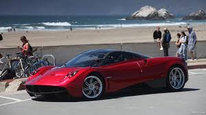 pagani huayra red red sports car pagani huayra hd wallpaper 28424 freefuncar com