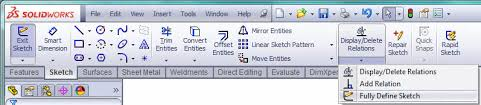 edit sketch pattern in solidworks how to quickly fully define your solidworks sketch computer aided