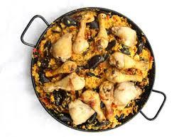 cuisiner une paella recettes de cuisine espagnole