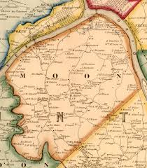Map Of Western Pennsylvania by Ancestor Tracks Beaver County