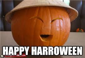 Meme Pumpkin - happy harroween asian pumpkin quickmeme