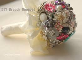 bouquet diy diy brooch bouquets u2014 tea is the answer