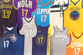 heritage uniforms and jerseys the nike city uniforms are occasionally iconic often a mess the