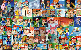 ash and misty images gonna be together forever ashxmisty hd