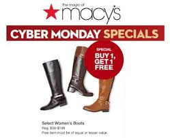 womens boots at macys macy s cyber monday deal bogo boots how to shop for free with