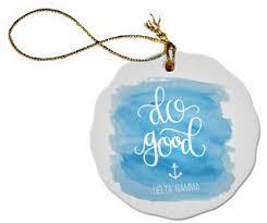 delta gamma ornaments gifts gear