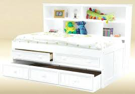 twin bed with drawers and bookcase headboard white twin bed with drawers ianwalksamerica com