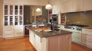 shaker style cabinets in a contemporary kitchen omega within