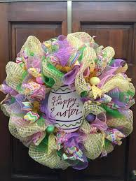 how to make easter wreaths 51 amazing easter wreath ideas to welcome the at your door