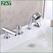2017 flg eurostyle cosmopolitan bath faucet with hand shower set